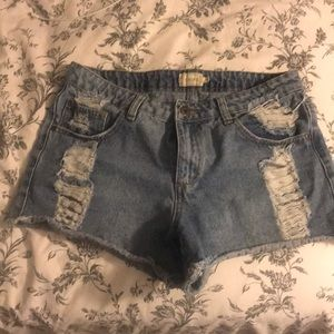 Booty Short Jeans!